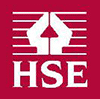 Health & Safety Executive (HSE) approved training provider